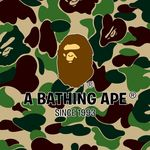 A BATHING APE® OFFICIAL